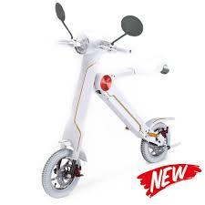Whizzy Ride R1 S electric bike with Mirrors - Sea People Depot
