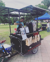 Tallboy Espresso Bike wedding package