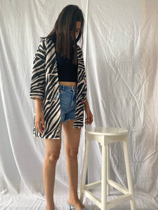 Zebra world jacket