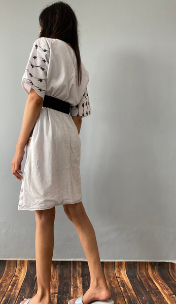 Little things shirt dress