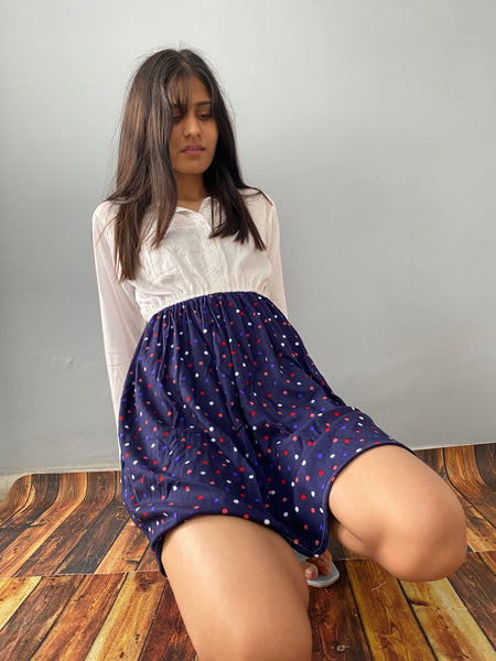 Dotty bestie dress