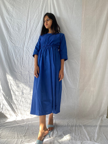 Monday blues maxi