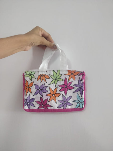 These flowers  bag