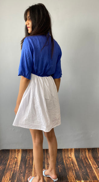 Blues dress