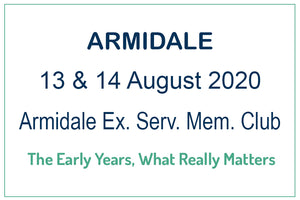 ARMIDALE - The Early Years, What Really Matters