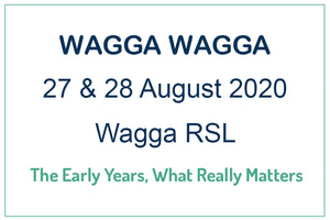 WAGGA WAGGA - The Early Years, What Really Matters
