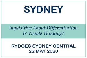 SYDNEY CITY Inquisitive About Visible Thinking and Differentiation?
