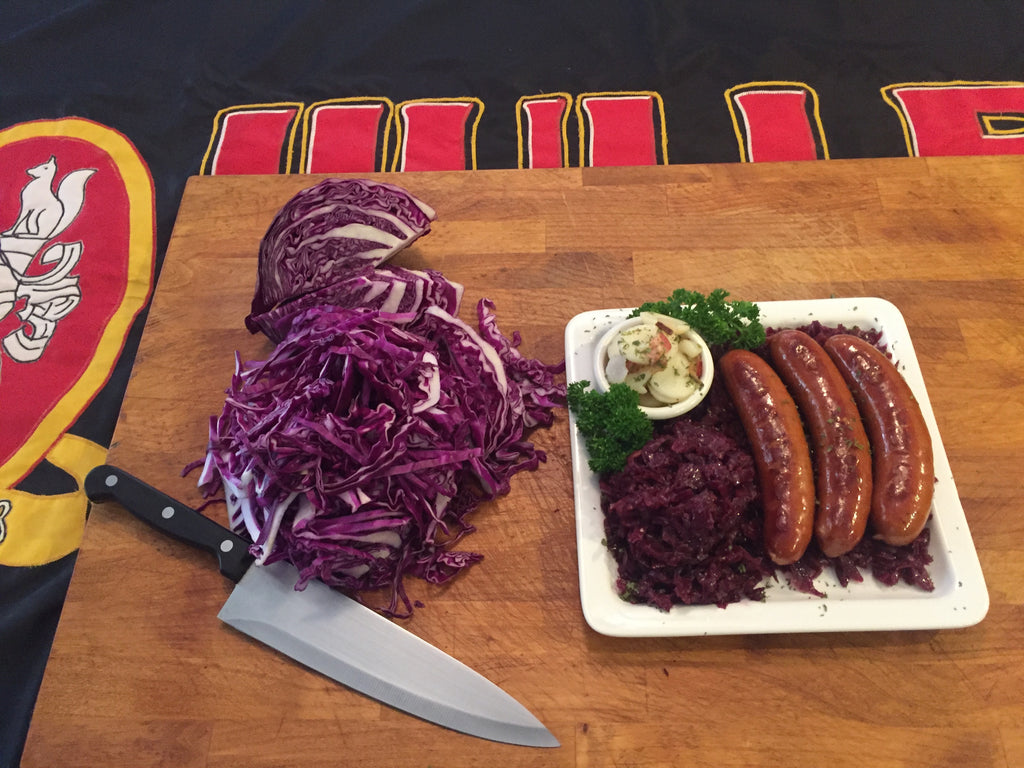 Red Cabbage (Rotkohl) Recipe