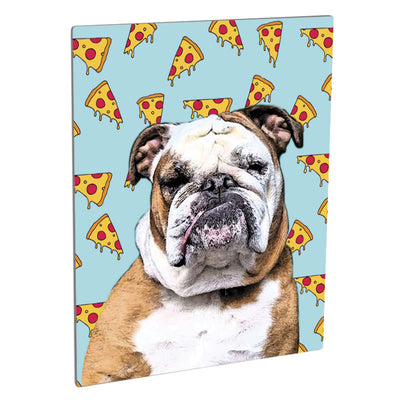 Themed Portrait: I Love Pizza!