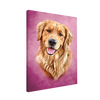 Custom Pet Portrait - 1 Pet – Rose - My Pooch Face