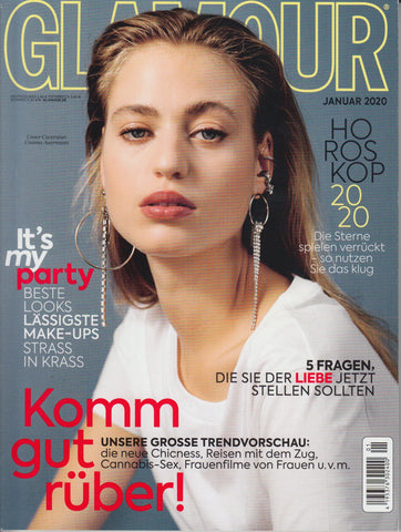 GLAMOUR GERMANY | Tahitian Oil | Marine and Vine | Best Body Oil | Best Fragrance | Monoi Oil