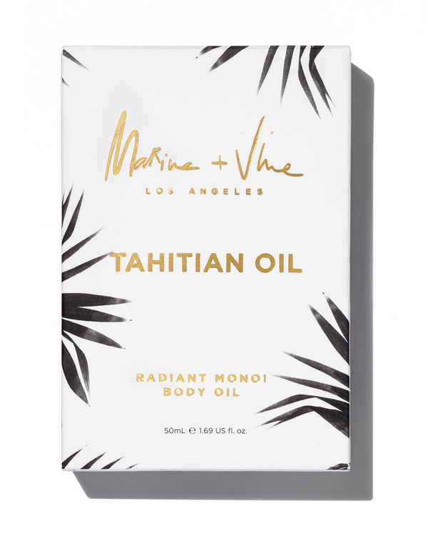 Tahitian Oil | Radiant Monoi Body Oil