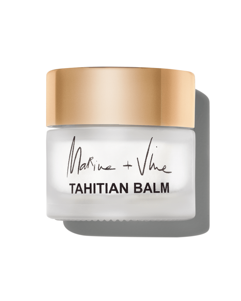 Tahitian Balm | Radiant Monoi Body Balm | 8ml Sample
