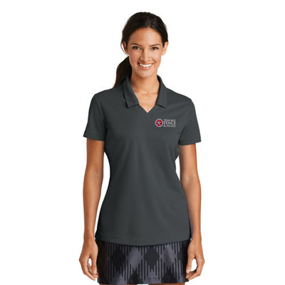 Texas Best Fence - Nike Women Polo