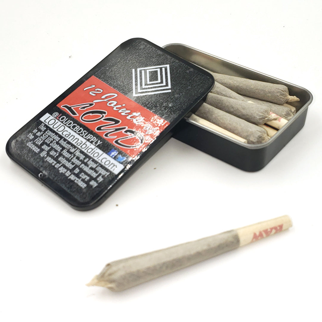 Pack of 12 LOUD Joints