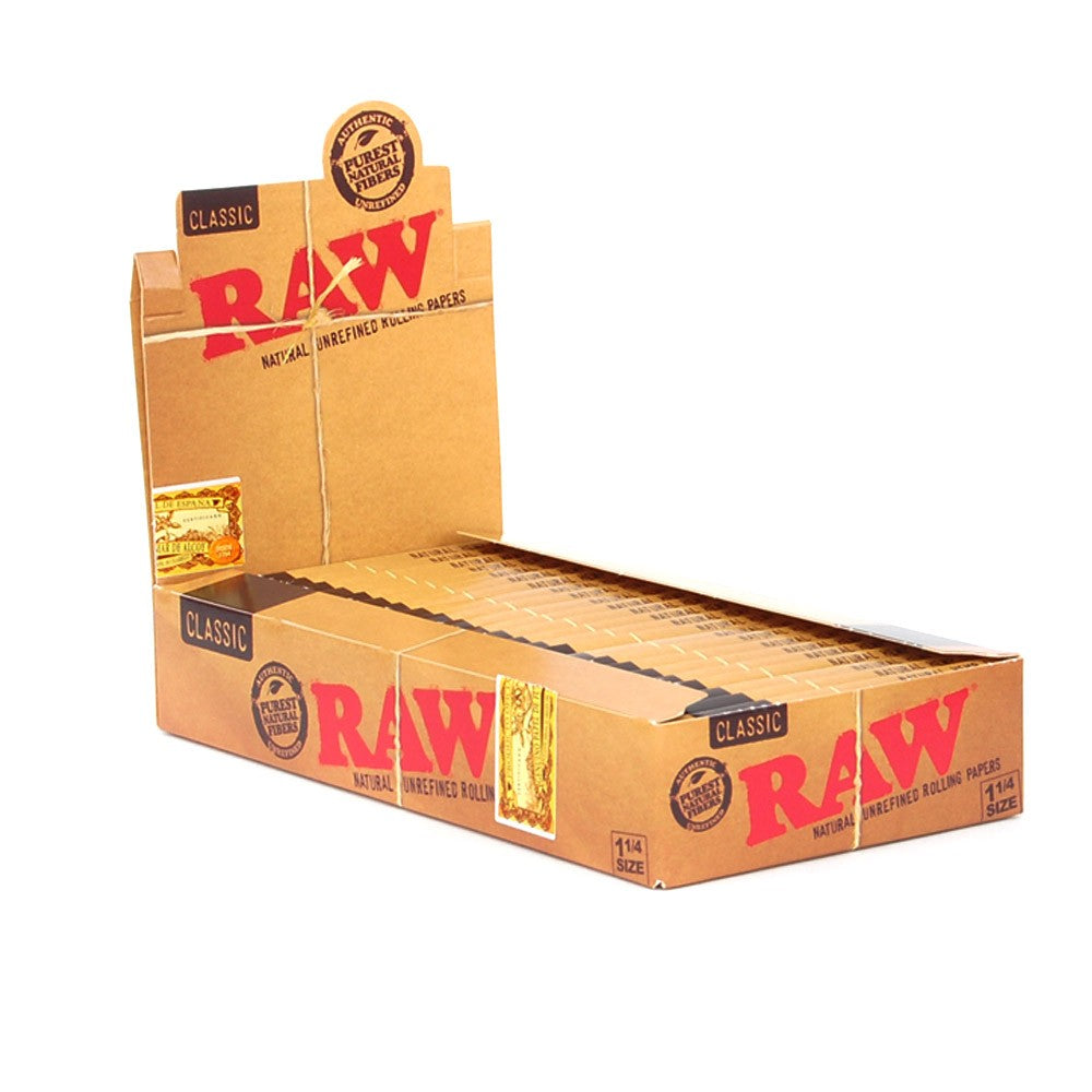 RAW 1 1/4 Papers
