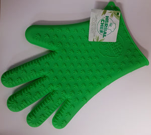 Herbal Chef Silicone Oven Mitt