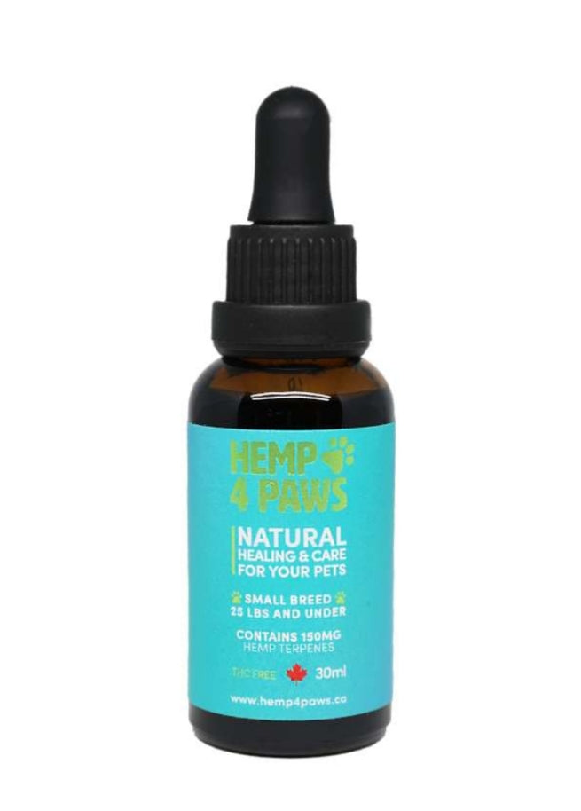 Hemp 4  natural  Healing For your Pets 30ml