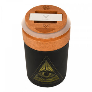 V Syndicate Illuminati SmartStash Jar