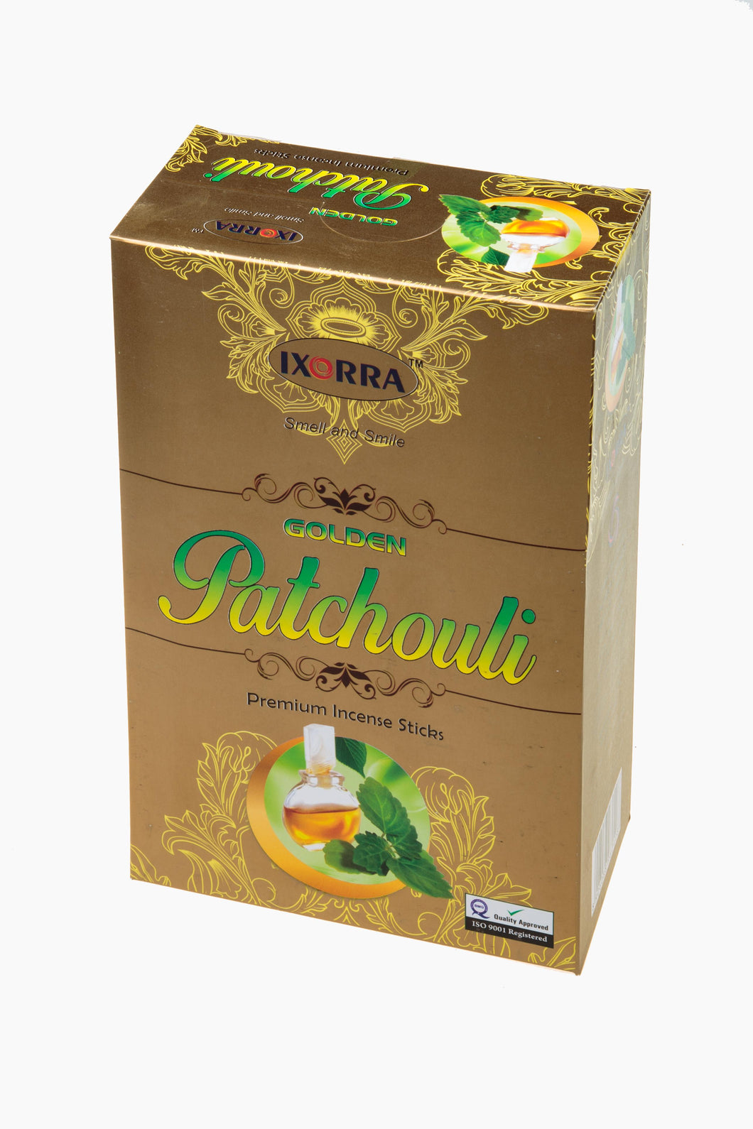 Ixorra Golden Patchouli 20 Sticks