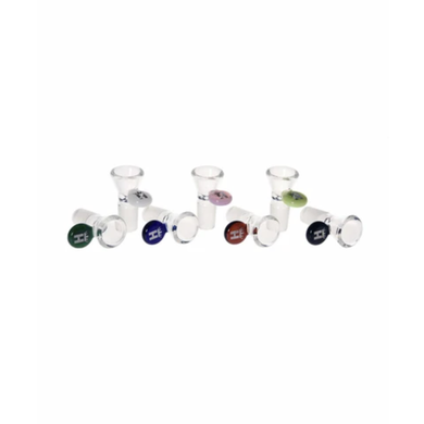 14mm Hoss Colored Tab Cone Bowl
