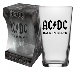 AC/DC Beer Glass