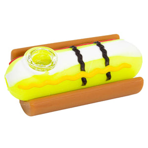 Silicone Hot Dog Pipe