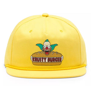 Vans x Simpsons Krusty Burger Snapback