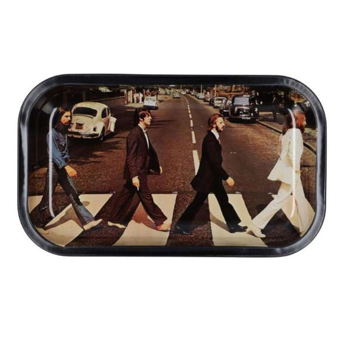 Rock Legends The Beetles Rolling Tray