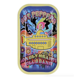 Rock Legends Yellow Submarine Rlling Tray