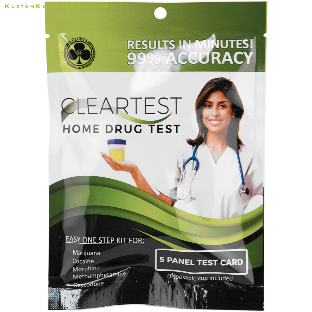 Cleartest 5 Panel Home Drug Test