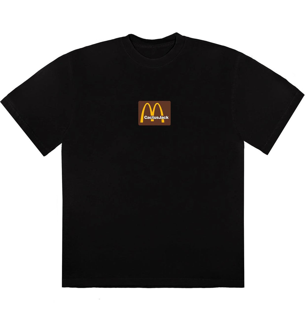 Travis Scott McDonald's Tee