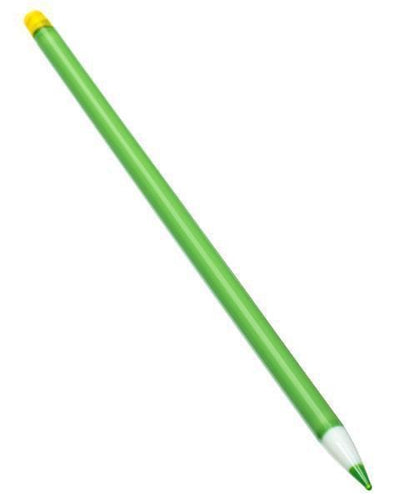 Dab stick - coloured pencil