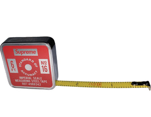 Supreme Imperial Tape Measure
