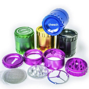 Cheech 4pc Grinder