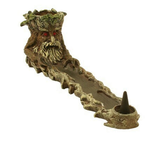 Incense Burner Tree Boat
