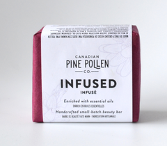 Pine pollen infused Soap