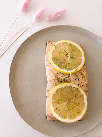 Holistic Heels- Spruce Salmon Recipe