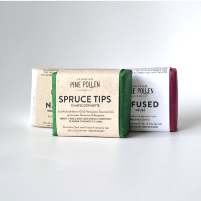 Soaps Spruce Tips