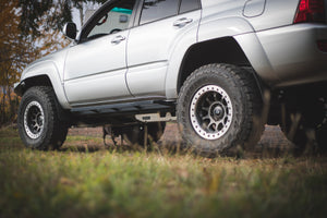 03-09 4RUNNER/GX470 ROCK SLIDERS - RA Motorsports