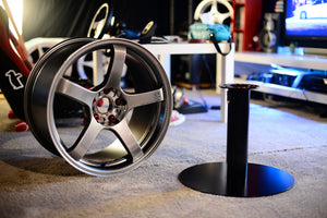 WHEEL TABLE STAND