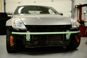 Z33 FRONT TUBULAR BASH BAR