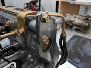 AE86 4AGE 16V EGR BLOCKOFF PLATE - RA Motorsports