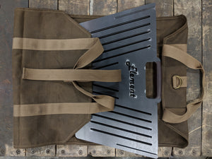 CANVAS LOG CARRIER - RA Motorsports