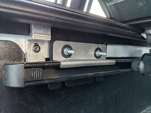 UNIVERSAL BED BARS REVERSE TRACK MOUNT