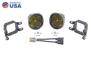 "STAGE SERIES 3"" SAE/DOT TYPE B FOG LIGHT KIT"