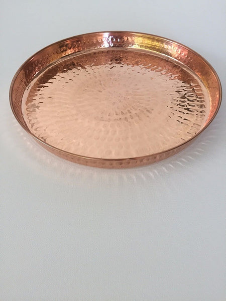 3 Effective Methods to Clean Copper Serving Tray & Other Copper Utensils