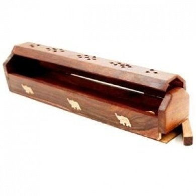 Wooden Incense Burner 12