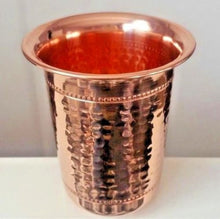 Copper Drinking Glasses