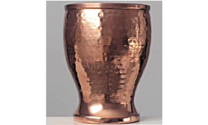 copper cocktail glass